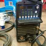 3. MIller Dynasty AC:DC 200 TIG Welding Machine with Foot Pedal