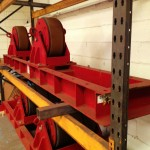 30 Tonne Conventional Welding Rotators