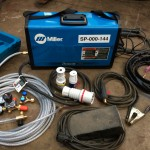 5. MIller Dynasty AC:DC 200 TIG Welding Machine with Foot Pedal