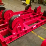 7. 30 Tonne Conventional Welding Rotators