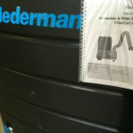 8. Nederman FilterCart 3 meter Welding Fume Extraction Unit