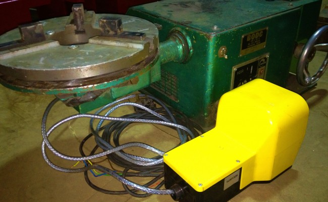 BODE 50kg Bench Top Welding Positioners 5