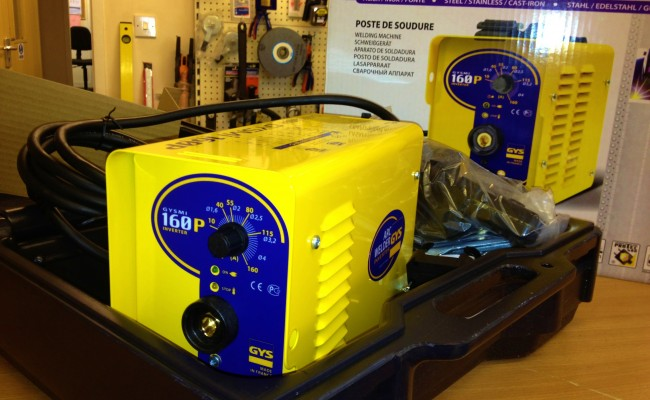 GYSMi 160 Stick Inverter Welder 1