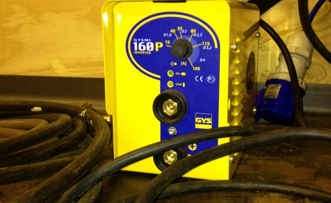 GYSMi 160 Stick Inverter Welder 6