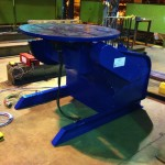 BODE 3 Tonne Welding Positioner reconditioned 1