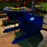 BODE 3 Tonne Welding Positioner reconditioned 11