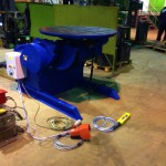 BODE 3 Tonne Welding Positioner reconditioned 2