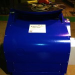 BODE 3 Tonne Welding Positioner reconditioned 9