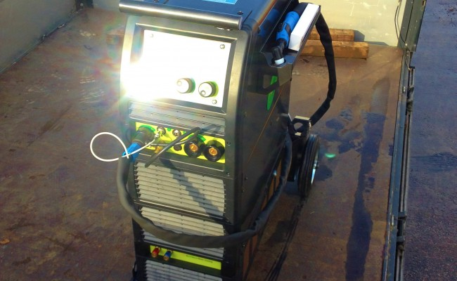 TER Multiwave 320 ACDC Water Cooled TIG Welder 8