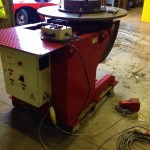 3 Tonne Welding Positioner with Chuck 3