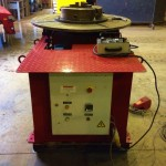 3 Tonne Welding Positioner with Chuck 5