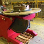 3 Tonne Welding Positioner with Chuck 9