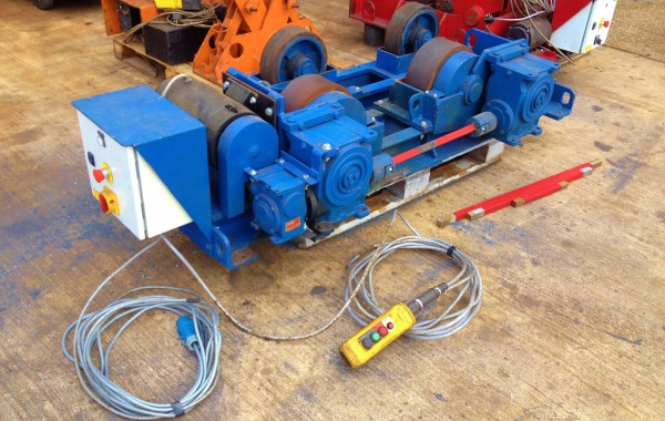 10 Tonne Conventional Welding Rotators Compact