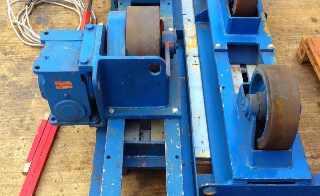 8 Tonne Conventional Welding Rotators 4