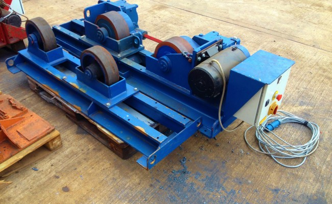 8 Tonne Conventional Welding Rotators 6