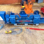 8 Tonne Conventional Welding Rotators 8