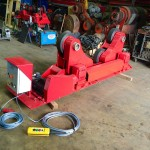 8. BODE 10 Tonne SAR Self Aligning Welding Rotators for Hire