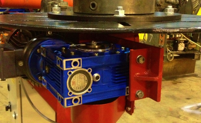 BODE 1 Tonne Bode O Matic Special Welding Positioner 7