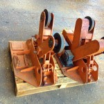 BODE 2 Tonne Scissor Pipe Rotators 5