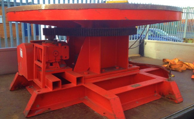 BODE TT200 10 Tonne Turntable Positioner 3