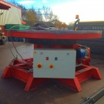 BODE TT200 10 Tonne Turntable Positioner 4