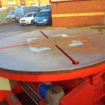 BODE TT200 10 Tonne Turntable Positioner 5
