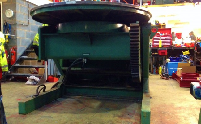 BODE VP5 5 Tonne Welding Positioner 6