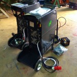 Brand new TER Multi Wave 320 ACDC Water Cooled TIG Welder 3