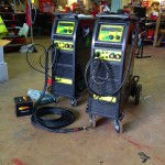 Brand new TER Multi Wave 320 ACDC Water Cooled TIG Welder 4