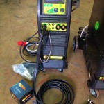 Brand new TER Multi Wave 320 ACDC Water Cooled TIG Welder 6