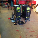 Brand new TER Multi Wave 320 ACDC Water Cooled TIG Welder 8