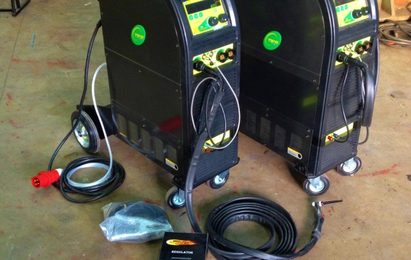 Brand New TER T&R Multi Wave 320 AC/DC Water Cooled TIG Welding Hire Machines