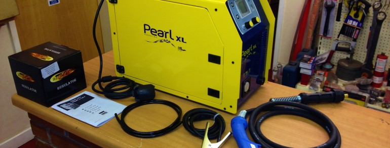 GYS Pearl 180.4 Synergic Inverter Welding Machine