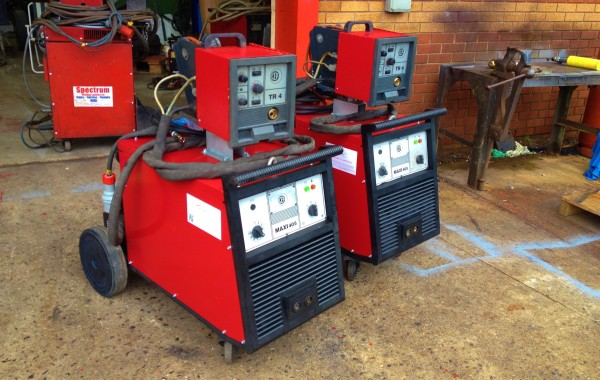 CEA MAXI 405 Used MIG Welding Machine Reconditioned