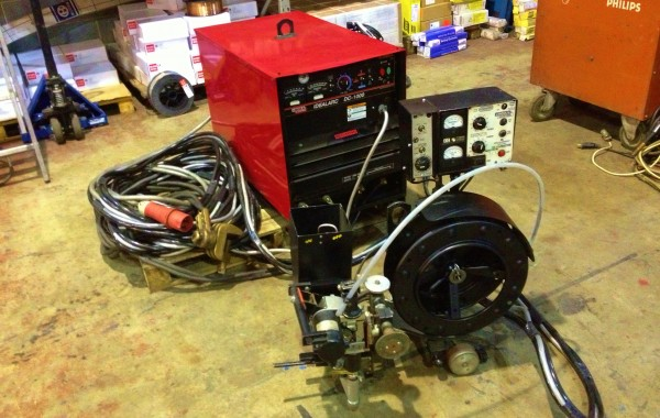 Lincoln Electric LT-7 Tractor Sub Arc Welding Machine
