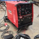 Lincoln Electric Sqaure Wave 275 ACDC TIG 3