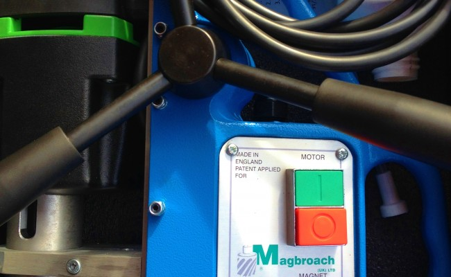 Magbroach Mag drill MD 50 4