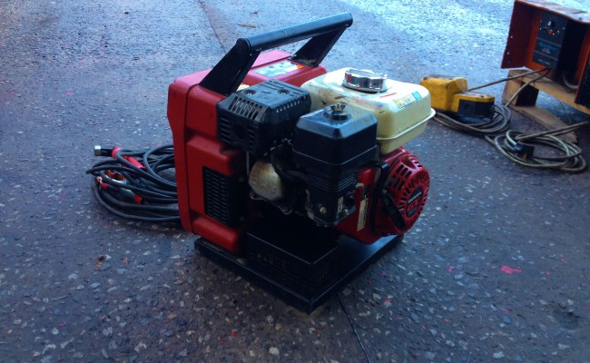 Mosa Magic Weld II Petrol Generator 3