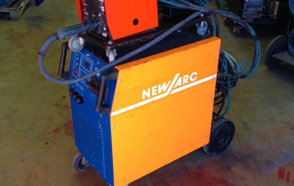 New Arc RM 420 Used MIG Welding Machine for Hire