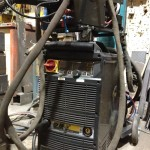 TER 500B Water Cooled MIG MMA Welding Machine 3