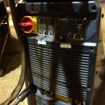 TER 500B Water Cooled MIG MMA Welding Machine 9