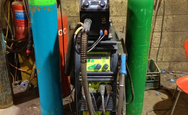 TER Multiwave 500 ACDC MIG TIG MMA Welding Machine 2