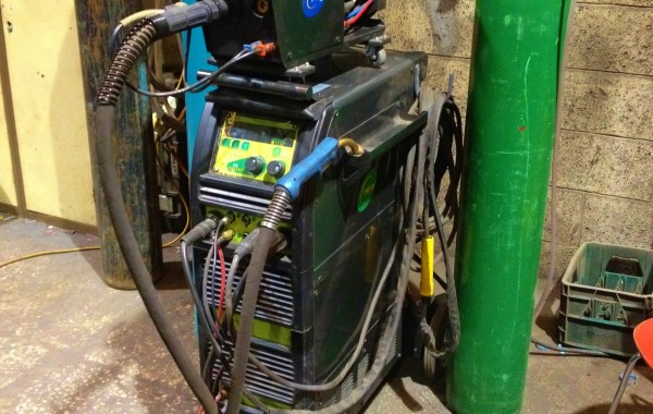 TER T&R Multi Wave 500 AC/DC Water Cooled Synergic MIG Pulse, TIG and MMA Stick Welding Machine