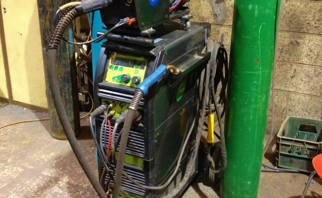TER Multiwave 500 ACDC MIG TIG MMA Welding Machine 3