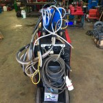 11. Newarc RM550 Water Cooled MIG Welding Machine