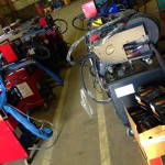 12 Water Cooled MIG Welders sand 5 Water Cooled TIG Welders on Hire 8
