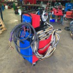 8. Newarc RM550 Water Cooled MIG Welding Machine