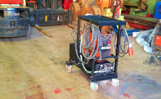 Kemppi Master 3500 Water Cooled TIG 11