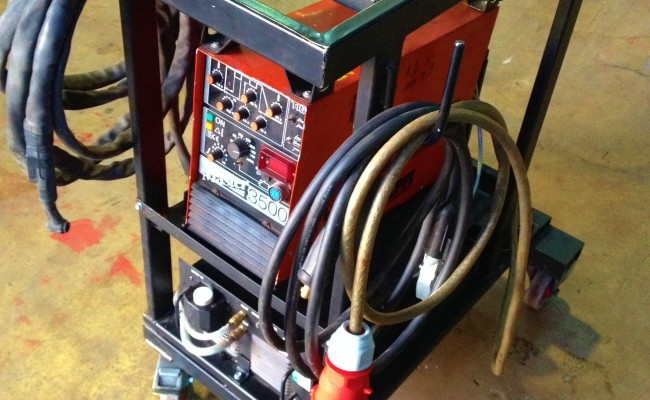 Kemppi Master 3500 Water Cooled TIG 12