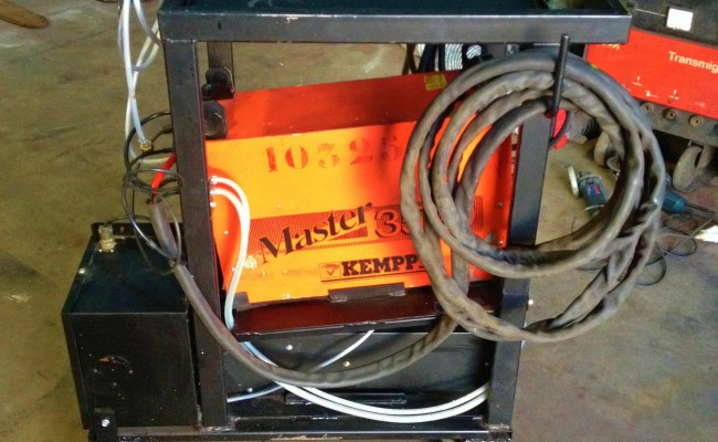 Kemppi Master 3500 Water Cooled TIG 3